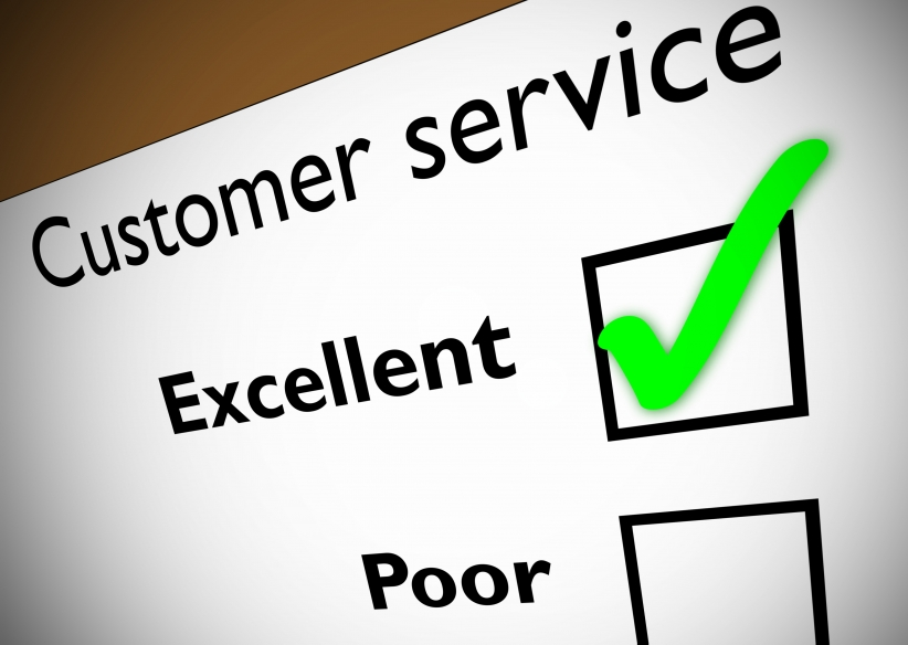 обслужване на клиенти