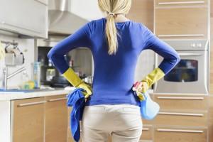 Почистване на къщи, офиси, домове