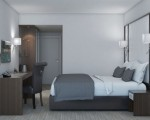 double room at prestige deluxe hotel aquapark club